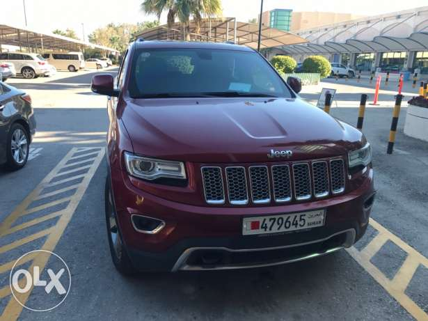 Jeep Grand cherokee 5.7 limited model 2015