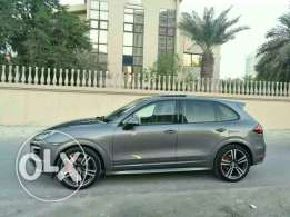 Urgent sale porches Cayenne GTS fully loaded excellent condition