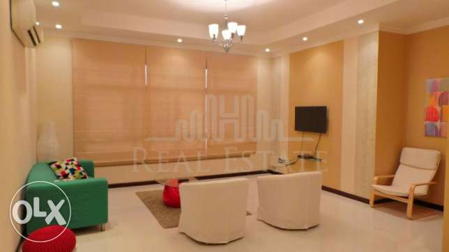 Fully furnished apartment in Saar for rent