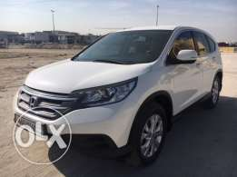 Honda CRV 2013 model, 55,000klms. Accident free, loan facility