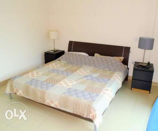 A beautiful flat fully furnished 2 bedroom in Adliya
