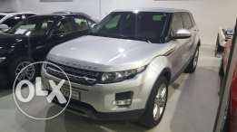 Range Rover Evoque 2014 only 18000 km warranty to 5/2019