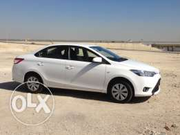 Toyota yaris E 2015 cood condition