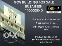 New Building for Sale in Busaytin