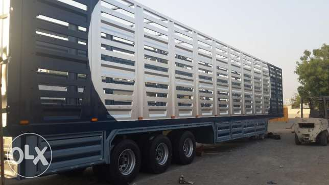 new najma trailers for sale with 5 years warranty