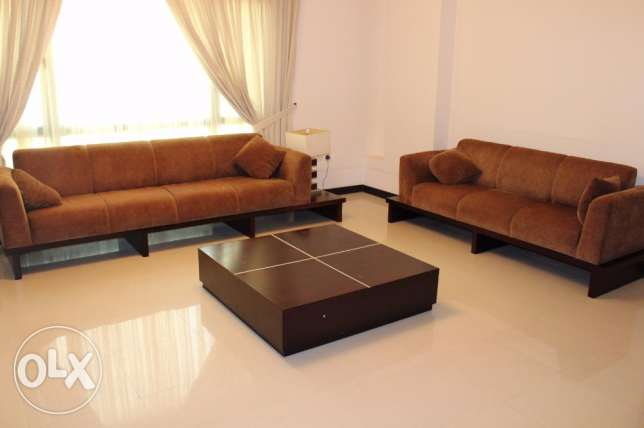 Apartment 2 bedroom in Juffair f-furnished