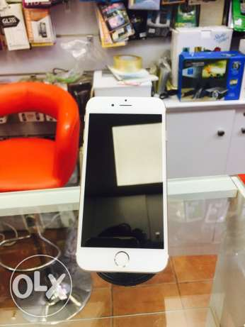 Iphone 6 64GB Gold Mint condition