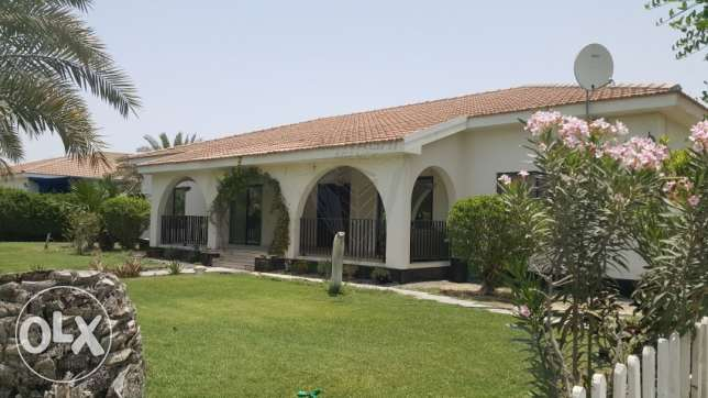 SEMI FURNISHED 3 Bedrooms VILLA for Rent in Saar