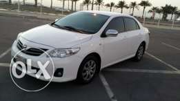 Toyota corolla 2013 for sale urgently
