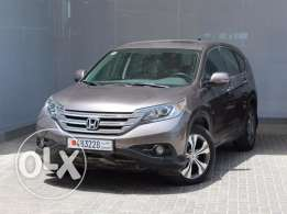 Honda CR-V EX Leather 5Sr 2.4L 4WD Auto 2014 Grey For Sale