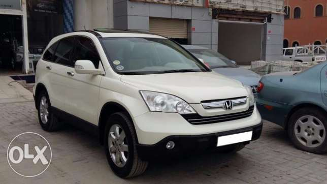 Honda CR V 2007 With Sunroof