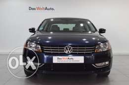 Volkswagen Approved Passat Sports MY 2015