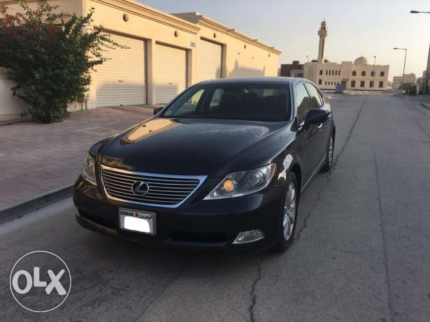 2007 lexus ls460 well maintained US specs one owner الرفاع -  1