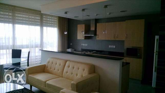 Luxury 2 BR Fully Furnished Apartment in Amwaj near Sea View