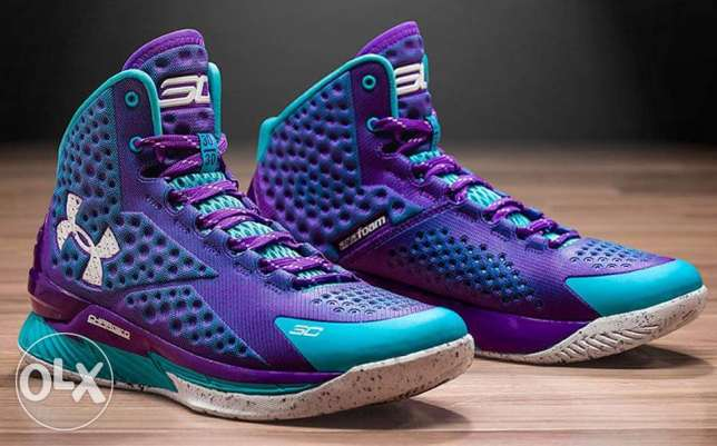 Under armour Stephen curry for women