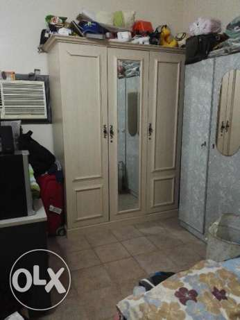 Furnished 1 bedroom Flat ready to occupy المحرق -  1