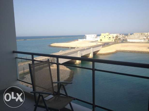 Luxurious 2 Bedrooms apartment modern furniture open Sea view