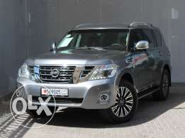 Nissan Patrol Platinum Full option 2016 Grey For Sale