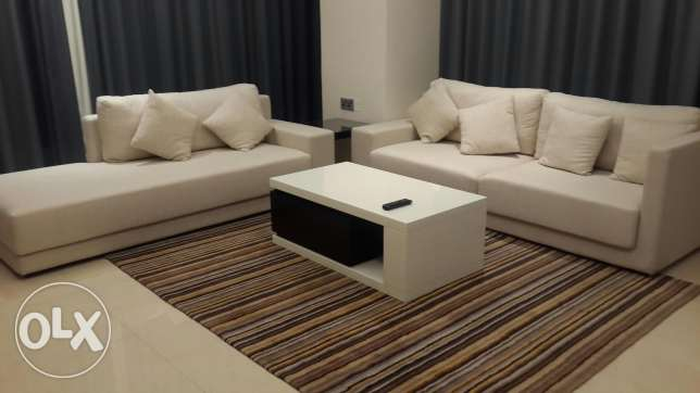 Luxury 2 bedroom apartment in Juffair 750 inclusive