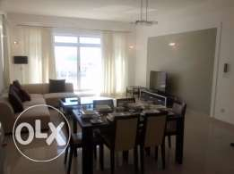 Fully Furnished 3 Bedroom Apartment available in Amwaj