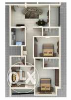 3br flat for sale in Hidd