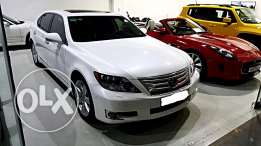 Lexus LS 600hL 2010 fully loaded 71000 km