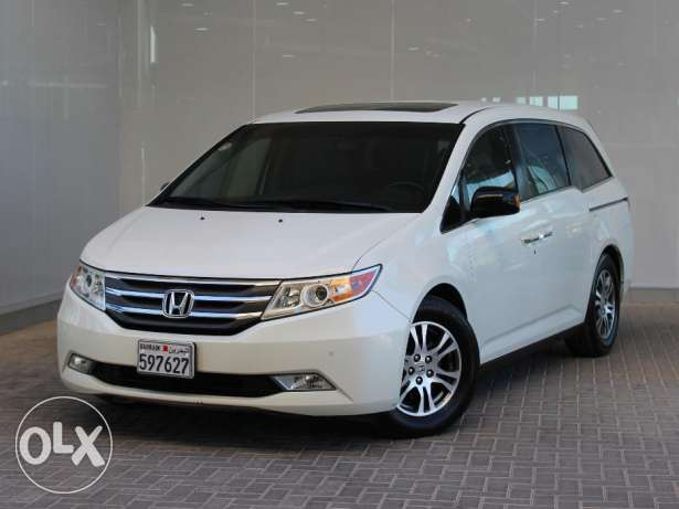 Honda Odyssey EXL 5Dr 3.5L New 2012 White For Sale