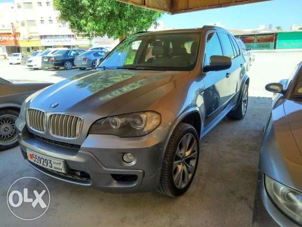 BMW X5 V8 4.8L with M sports package price reduced