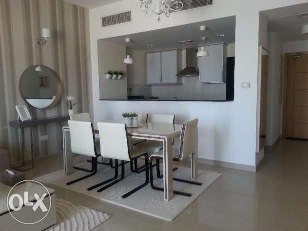 Fabulous 2 Bedrooms apartment with modern furniture Sea views