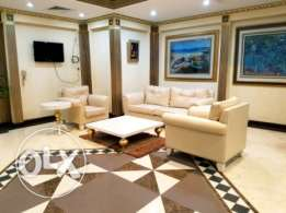 Big and Stylish 1BHK fully furnished apartment at juffair