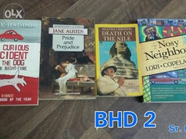 Some classic and extra books for bd 2