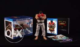 Street Fighter 5 Collector's Edition (PS4)