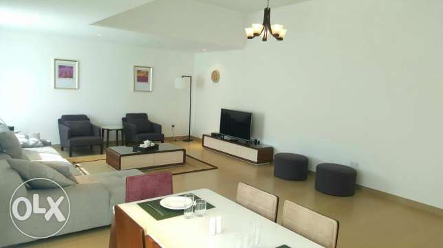 2bhk fully furnished luxury apartment in zinj/ segaya bd 550 inclusive