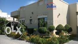SAAR Luxury 4 BR FULLY Furnished Single Storey Villa BD1200/ INClusive