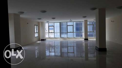 157m2 open office space in Seef area BD. 550/-