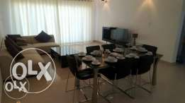 2br flat for rent in Amwaj Island.Fully luxury furnished