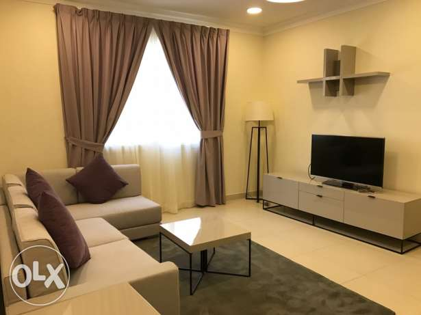 New apartment for rent in Adliya. Fully furnished.