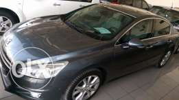 Peugeot 508 Allure 1.6T, 2012 model Clean condition for immediate sale