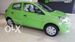 Mitsubishi Space Star 1.2 L 3 cylinder 2014 Hatchback