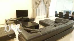 In new hidd, 3 BHK fully furnished with balcony