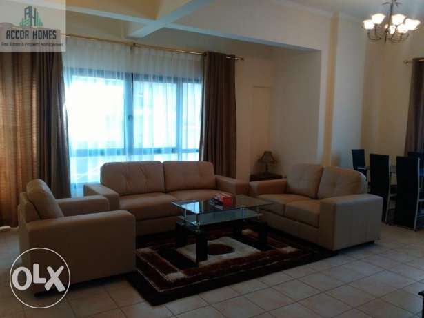 Accor Homes - Fully Furnished 2 BHK flat in Busaiteen at BD  /Month