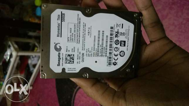 500 gb laptop hdd