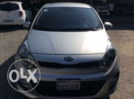 For Sale 2016 Kia Rio Hatch Back Single Owner Bahrain Agency