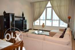 Naturally Well Lit F-Furnished Apartment (Ref No: 5JFSH)