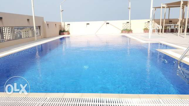 Three room flat in Janabiyah with new Air conditioning
