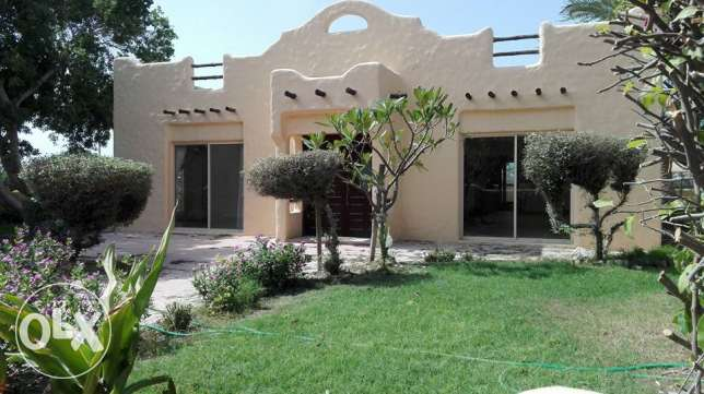 Semi furnished villa with easy access to Saudi Causeway