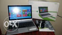 New acer aspire touchscreen laptop with box