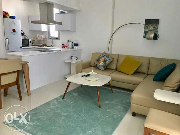 Cheerful 1 bedroom