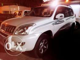 Toyota prado v6 full option 2007 model for sale urgent
