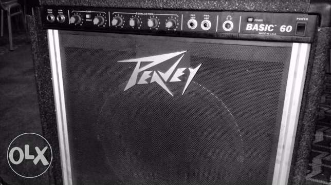 pevey stage monitor/ Guitar amp